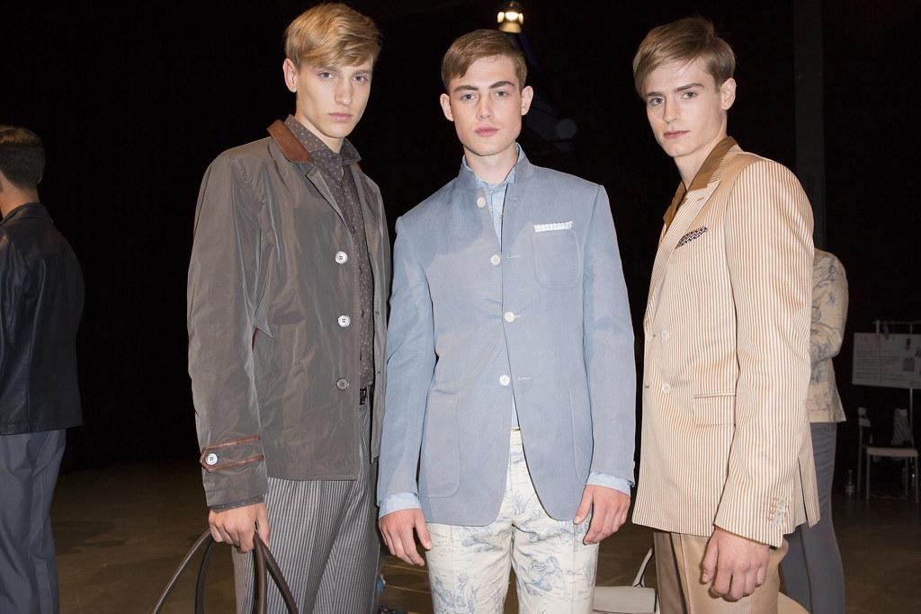 Jeroen Smits3036_SS14 Milan Canali_Anton Worman, Philip Reimers(fashionising.com)
