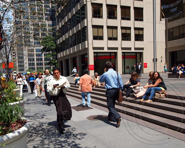 POPS106: Public Plaza, 345 Park Avenue, Midtown Manhattan, New York City | Flickr - Photo Sharing!