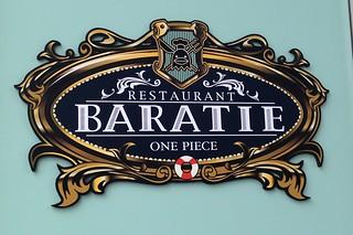 ワンピースレストラン『バラティエ』
