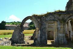 Marcillac Lanville Priory 5. Nikon D3100. DSC_0254 - Photo of Ambérac