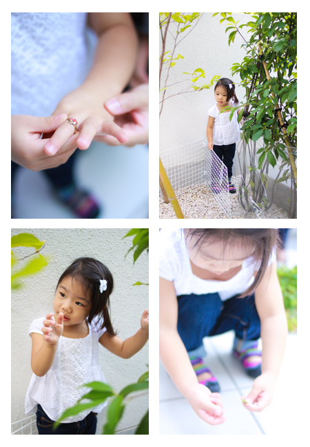 3才のお誕生日記念の写真,子供写真,家族写真,愛知県瀬戸市,屋外,出張,新居撮影,女性カメラマン