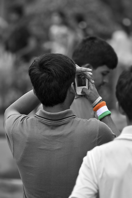 Indian_Independence_Day_Wristband_tricolor