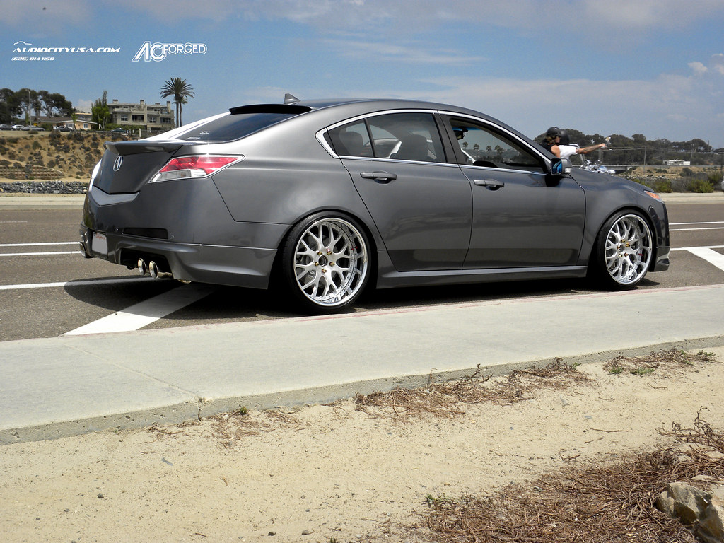 stanced acura tl dual lip 20 ac forged 818 falken. Black Bedroom Furniture Sets. Home Design Ideas