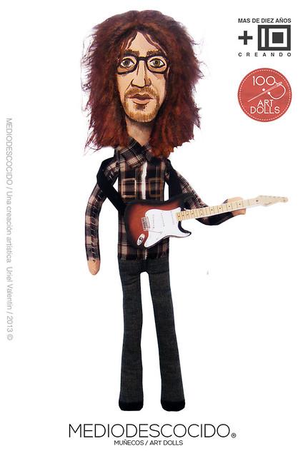 Header of John Frusciante