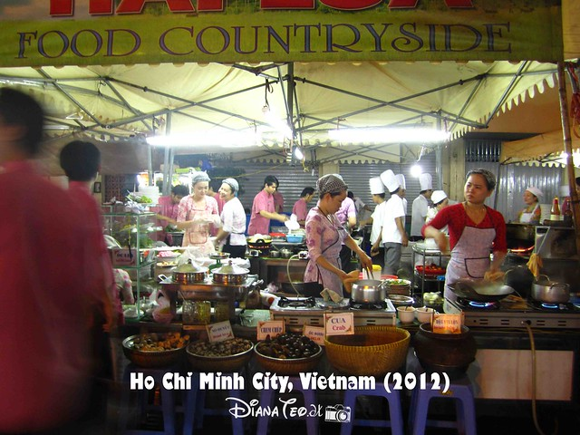 Foods in Ho Chi Minh City 06-1