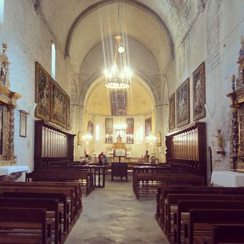 DAY30: Cathédrale in Senez, Alps
