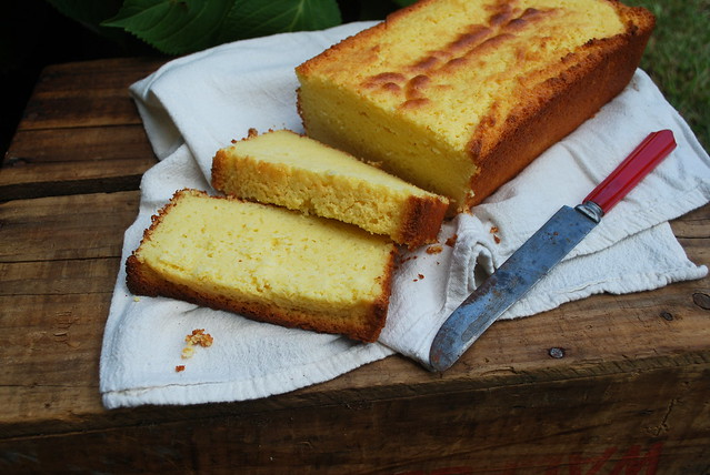 Lemon Ricotta Pound Cake1