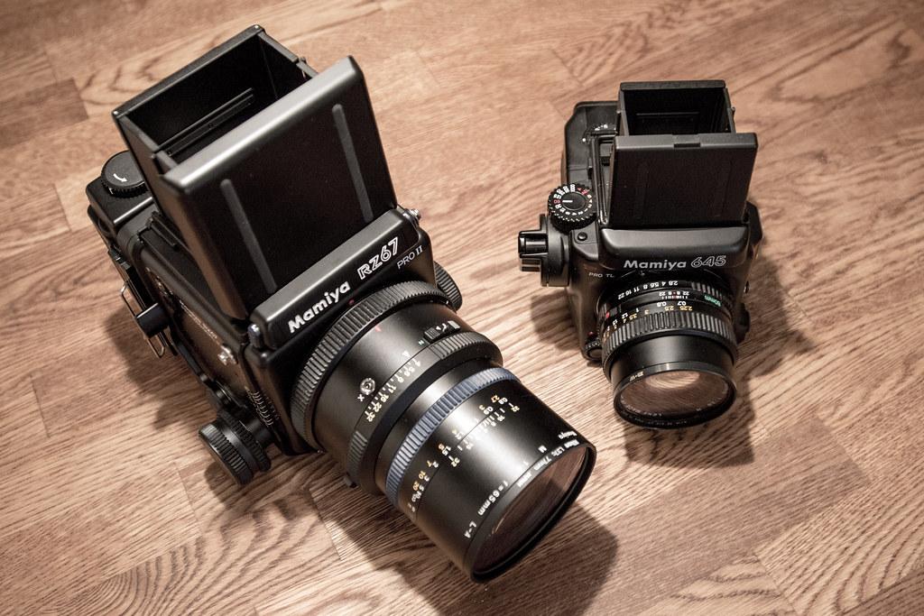 Mamiya 645 vs 67 - Rangefinderforum com