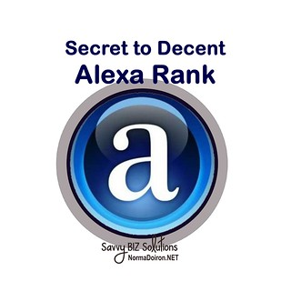 Secret to Decent Alexa Rank (1)