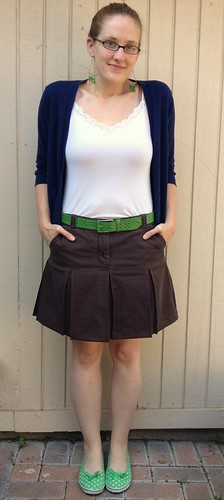 Scout's Honor Skirt