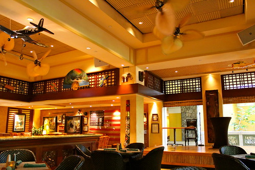 Jakes American Bar at Royal Pacific Universal Orlando Resort