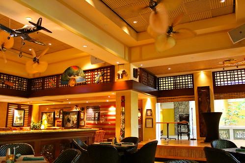 Jakes American Bar at Royal Pacific Universal Orlando Resort