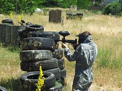 PAINTBALL SALAMANCA f430 Karting Salamanca