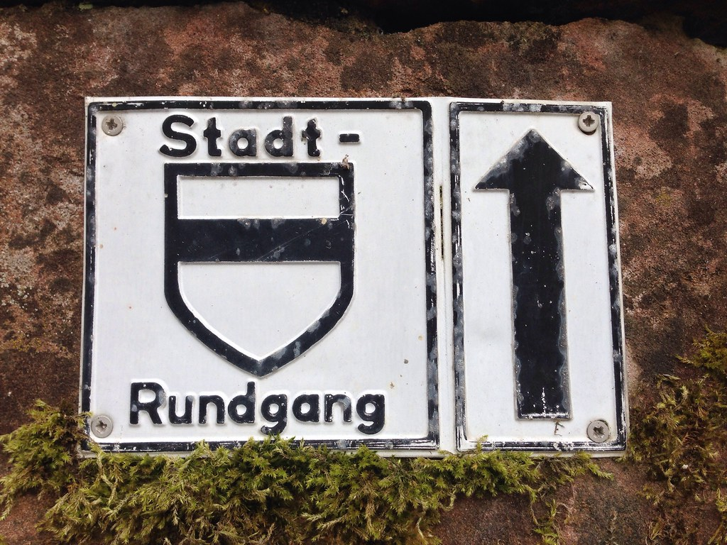 Stadt - Rundgang