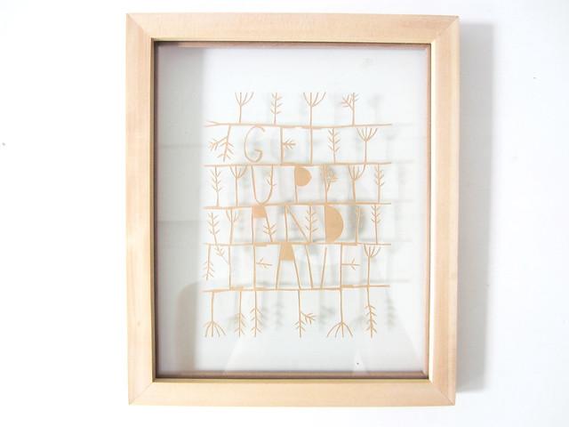 Mansy Papercut