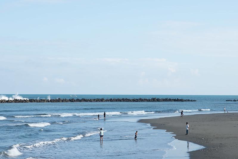 晩夏の海last summer