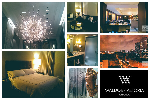 The Waldorf Astoria Chicago, IL
