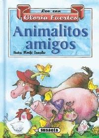 Cubierta de Animalitos amigos