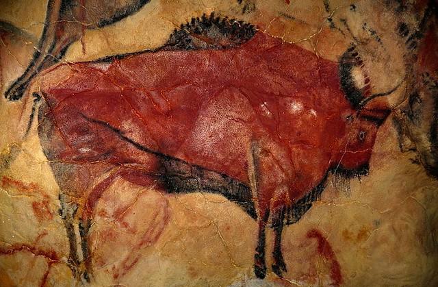 Caverna de Altamira - Pintura da Pré História