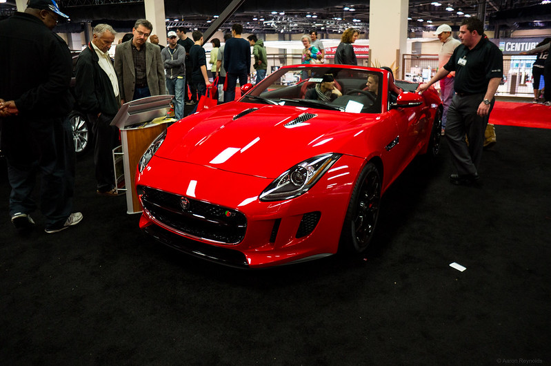 Aaron Reynolds Exp.: 2013 Seattle International Auto Show