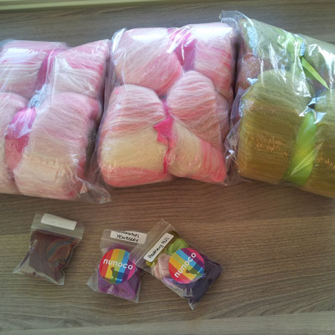 batts and goodies