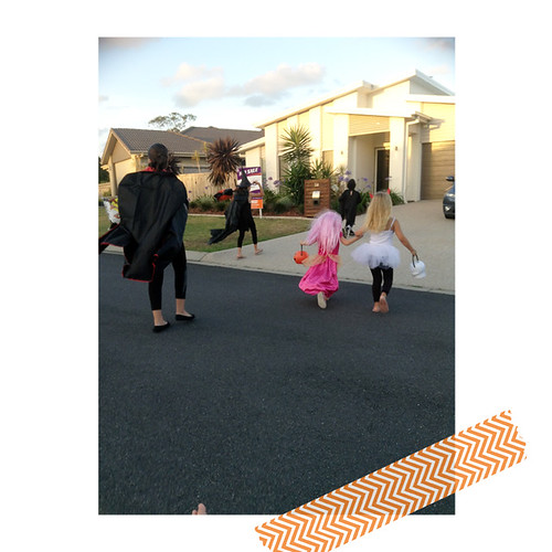 Trick or Treating 2013