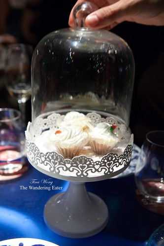 Course 18: Carrot cupcake