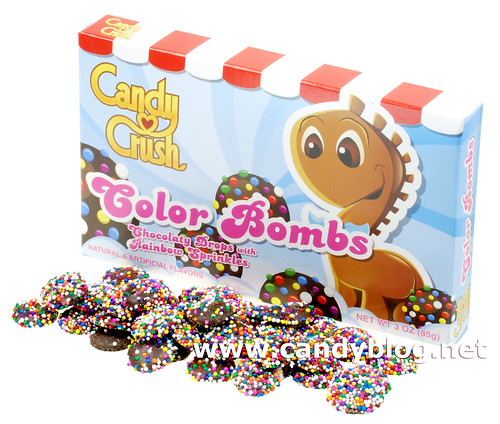Candy Crush Color Bombs