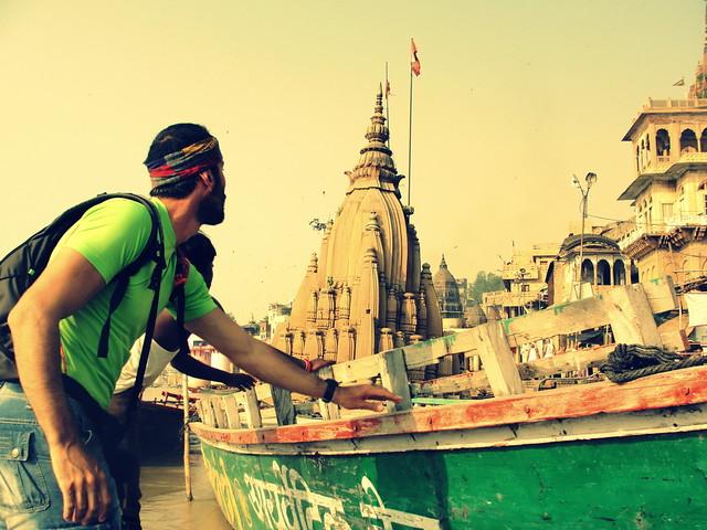 Στην Benares, το κέντρο του ινδουϊστικού σύμπαντος!