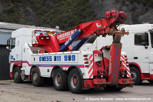 DAF XF105 - CR51 TOW