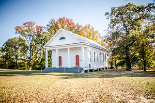 Spann Methodist Church