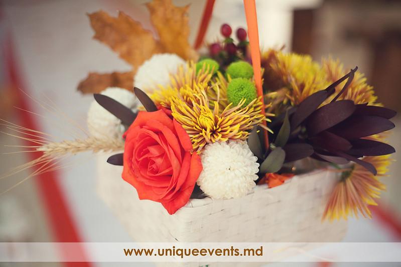 Unique Events: декорации для свадьбы > Фото из галереи `Nuntă în stil rustic`