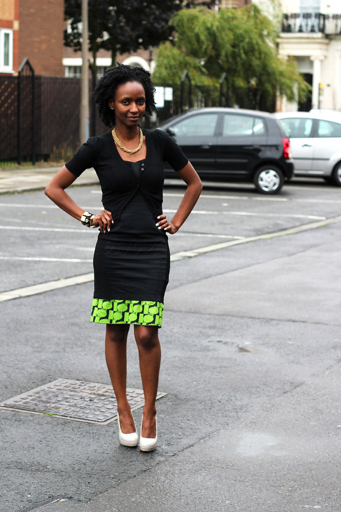 Print African Dress Styles