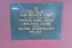 Photo of Black plaque number 30004