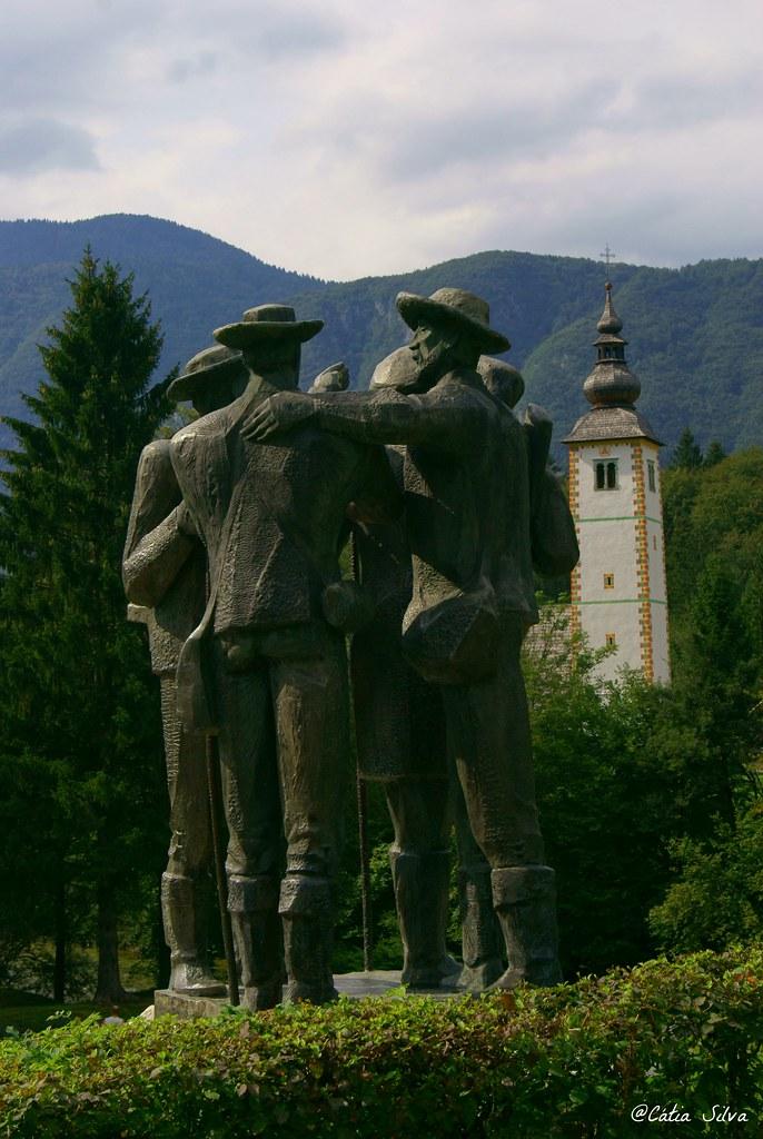 Lago Bohinj - Eslovenia (9)