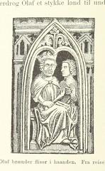 """British Library digitised image from page 126 of """"Det gamle Throndhjem. Byens Historie fra dens Anlæg til Erkestolens Oprettelse 997 til 1152. Med Karter, etc"""""""