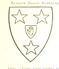 Image taken from page 347 of 'Dugdale's Visitation of Yorkshire, [in 1665-66.] with additions. Edited by J. W. Clay'