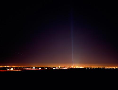 Amanda Friedman, Las Vegas Skyline