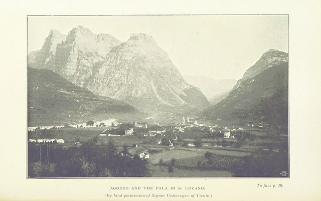 Image taken from page 82 of 'Through the Dolomites from Venice to Toblach ... With ... illustrations and map'