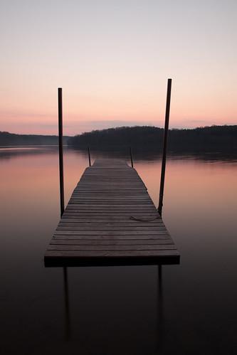 lake fish sunrise dawn fishing dock pond peace bass floating peaceful calm reservoir serenity crappie triadelphia tridelphia