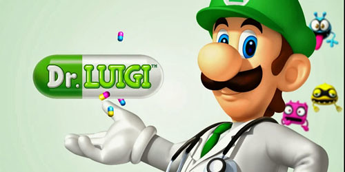 Dr. Luigi Wiki Guide