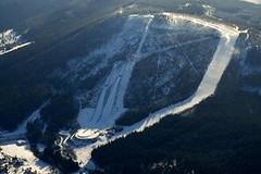 Harrachov - zimní středisko v Krkonoších