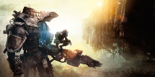 Titanfall Pilot Hunter Mode