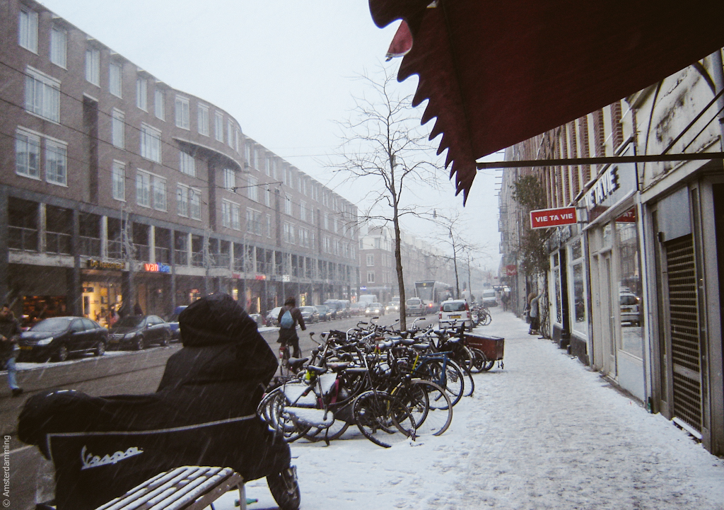 Amsterdam, Winter 2010/11