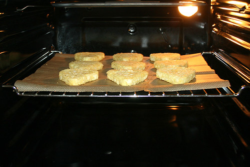 39 - Röstis backen / Bake hash browns