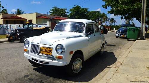 Simca Aronde - Varadero, Cuba