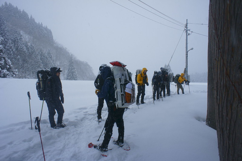 Mt.toritate Hike Z-kai 2014