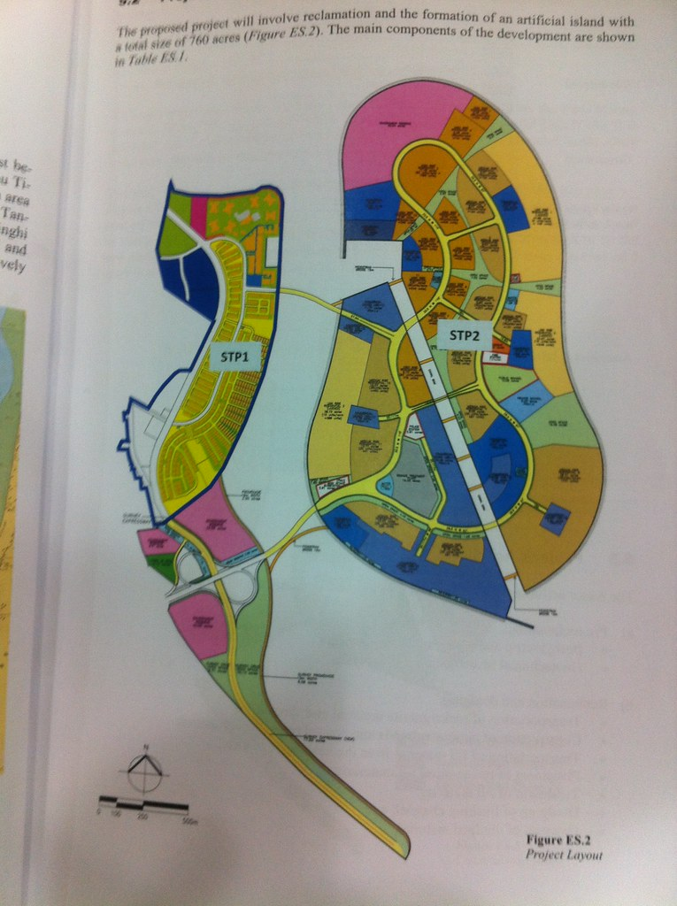 Seri Tanjung Pinang Phase 2 EIA report