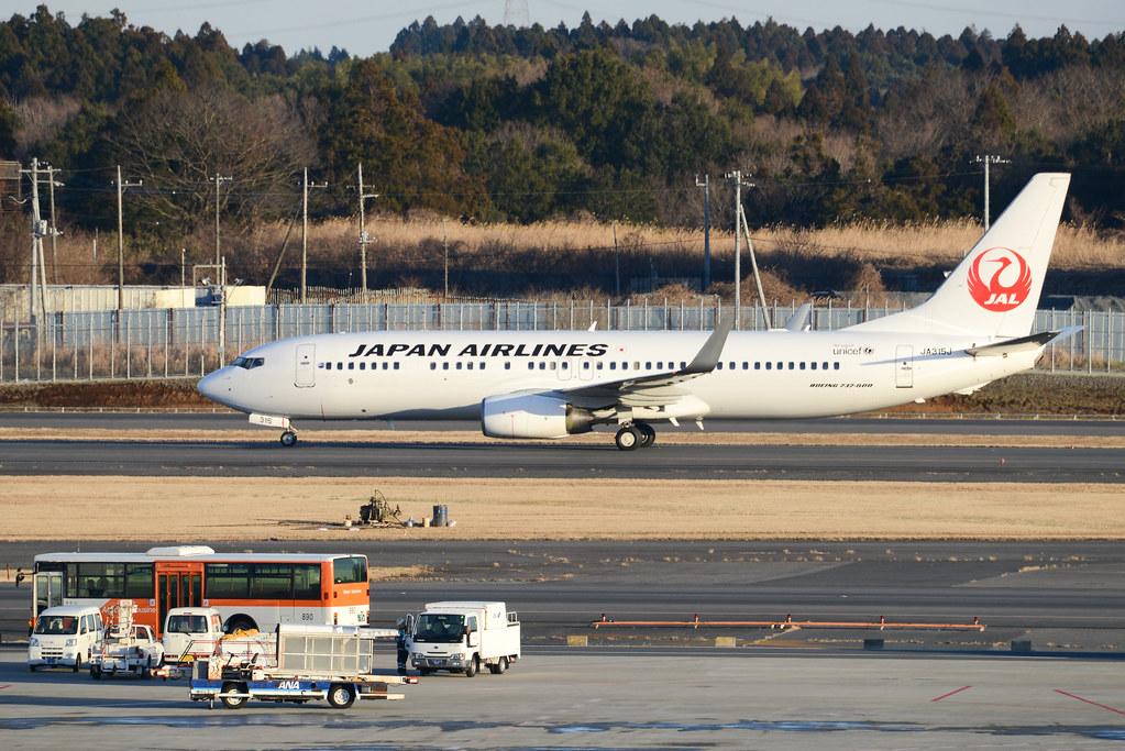 JAL 737-800WL JA315J