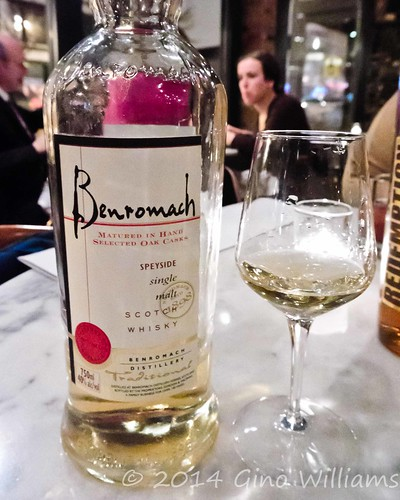 Benromach Scotch Whiskey